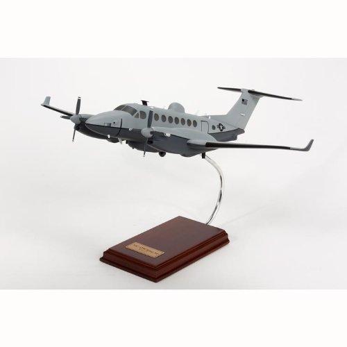 - Daron World Wide Trading MC-12 Project Liberty USAF Desk Top Display Model RTM