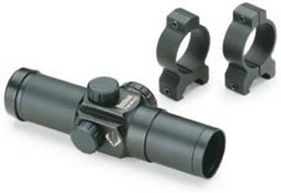 Bushnell Trophy 1x28 Red/Green Dot Rifle Scope 4 Interchangeable Reticle