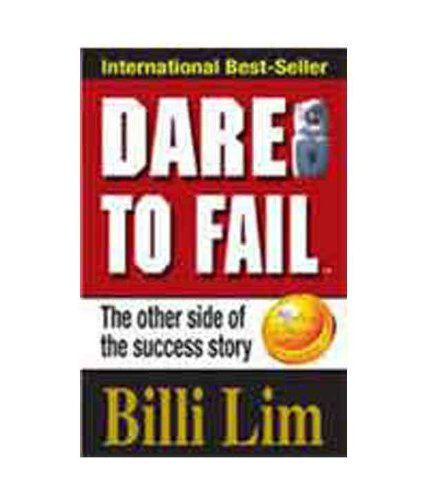 Dare to fail (english) by billi lim.