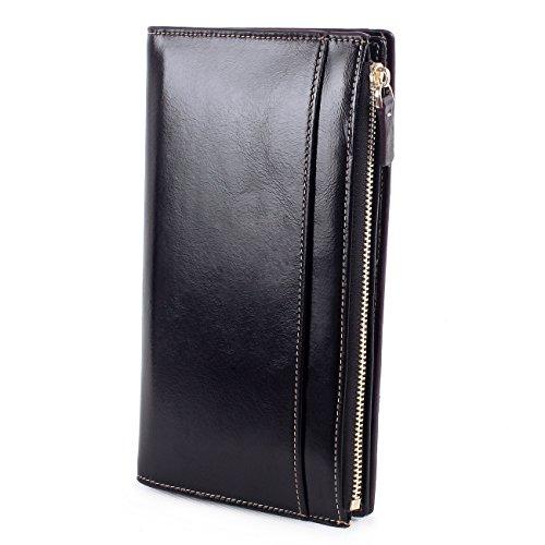 Textured Clutch Wallet - 6