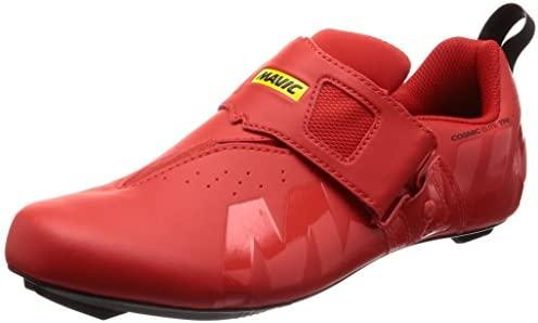 Mavic Cosmic Elite Tri - Zapatillas - Rojo Talla del Calzado UK 10 ...