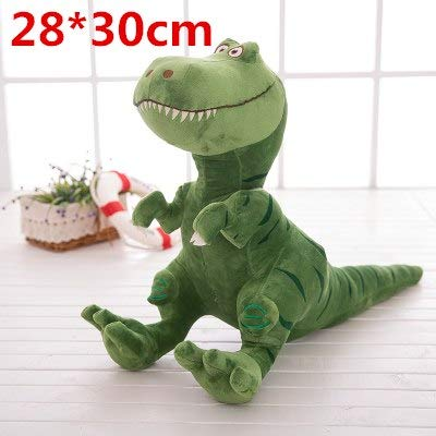 WATOP Stuffed Animals - Teddy Bears Dinosaur Plush Toys Hobbies, Kawaii Tyrannosaurus rex Plush Dolls & Stuffed Toys for Children Boys,Baby Classic Toys from WATOP