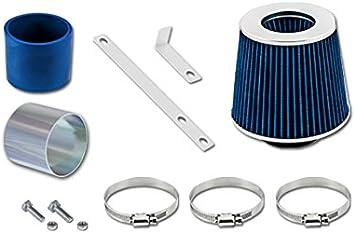 Short Ram Air Intake Kit EX 3.0L V6 BLUE Filter for 03-07 Honda Accord LX