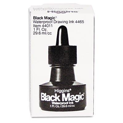 (SAN44011 - Sanford Higgins Black Magic Waterproof Drawing Ink)