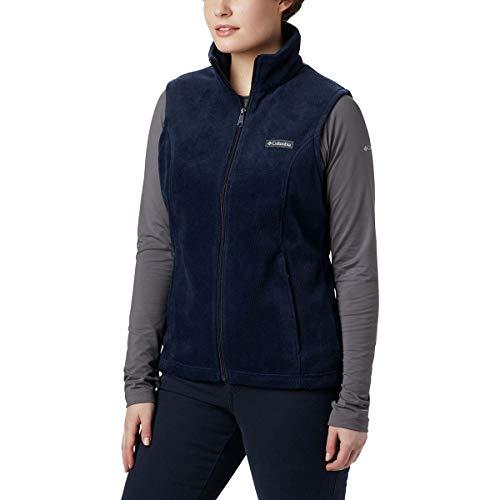 (Columbia Women's Benton Springs Vest, Dark Nocturnal, Small)