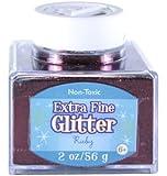 Sulyn 2oz. Glitter Stacker Jar- Ruby