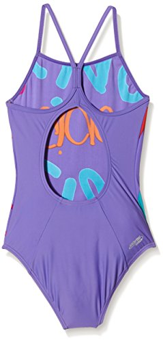 Light Ciao Intero Back da Costume Drop Colour G Jr Arena Multi Bambina Multicolore 5EUqBT