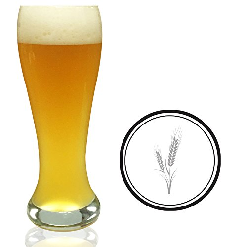 Wheat-Beer-Glass-16oz-with-Nucleated-Wheat-Symbol-in-Glass-Set-4