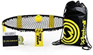 Spikeball 1 Ball Sports Game Set - Outdoor Indoor Game for Teens, Family - Yard, Lawn, Beach, Tailgate - Inclu
