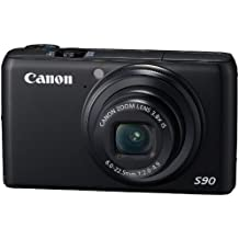 Canon DigitalCamera Power Shot S90 PSS90