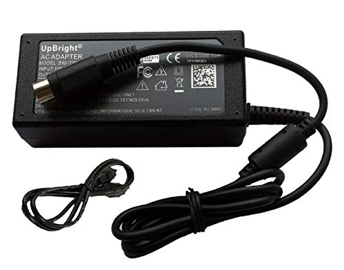 Price comparison product image UpBright New Global 4-Pin DIN AC / DC Adapter for JDSU Bt 8000 Series T-Berd 8000 PlatformOptical Spectrum Analyzer Modules TBERD TB8000 Power Supply Cord Cable PS Charger Mains PSU
