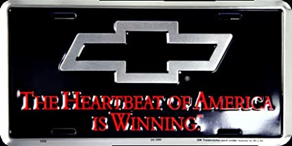 heartbeat of america chevy truck