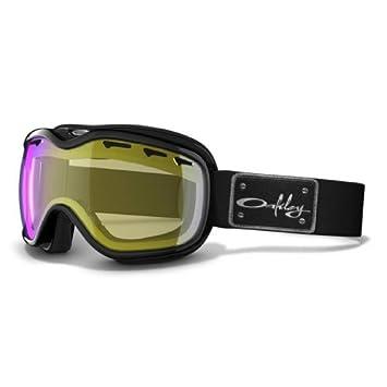 a14f86749e940 Oakley STOCKHOLM Snow Goggle Jet Black with HI Yellow lens 01-911 Jet  Black