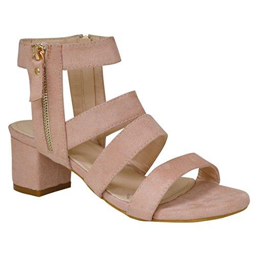 pour Ciara Sandales Sandales Femme Femme Ciara pour Ciara Rose Rose 1X4xqx6I