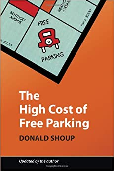 The high cost of free parking - okładka