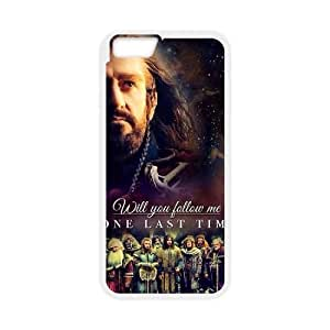 """Iphone6 Plus 5.5"""" 2D PersonThe Hobbitzed Hard Back Durable Phone Case with The Hobbit Image"""