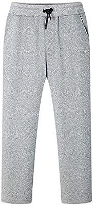 Pantalones de chándal Jogger para hombre Pantalones de harén finos ...