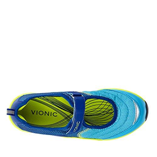malla sol de lime Blue mujer Casual de puesta Vionic de Yx7vUqqH