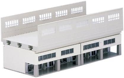 Dbl Trk Viaduct Station Shops Kit