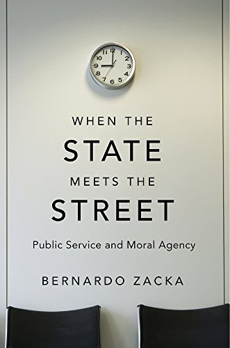 When the State Meets the Street: Public Service and Moral Agency
