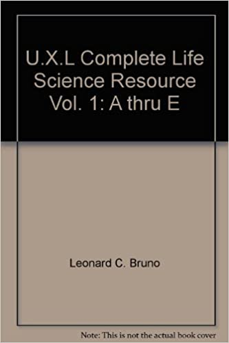 UXL Complete Life Science Resource Edition 1