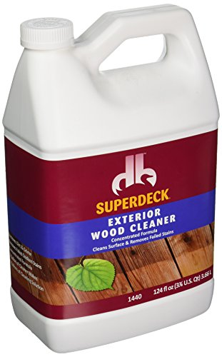 (Duckback Products DB-1440-4 Gallon Extention Wood Cleaner)