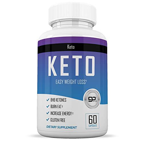 Keto Pills from Shark Tank - Weight Loss Supplement - Best Keto Diet Pills - Burns Fat Fast by Scottsdale's Vitamins (Image #4)