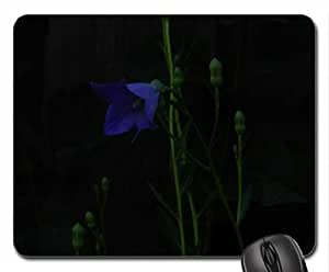 Midnight Bell Mouse Pad, Mousepad (Flowers Mouse Pad)