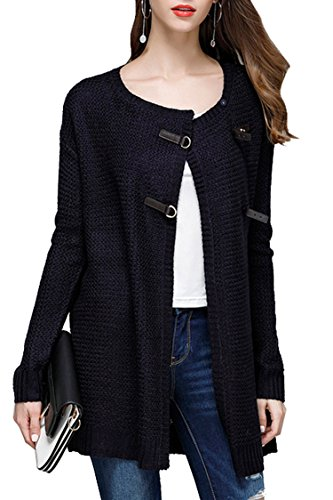 Sovoyant Womens Casual Cardigan Sweater