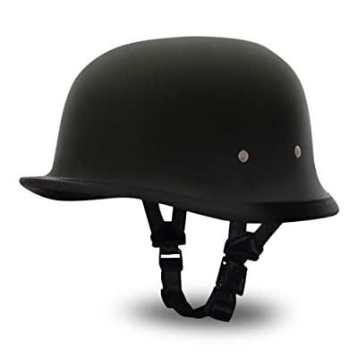 Daytona Helmets German Dull Black: Clothing