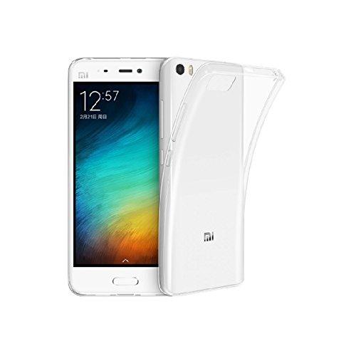 HANDYHÜLLE Schutzhülle Silikon Case Schutz Cover Transparent Clear von ZhinkArts für Xiaomi Redmi Note 2