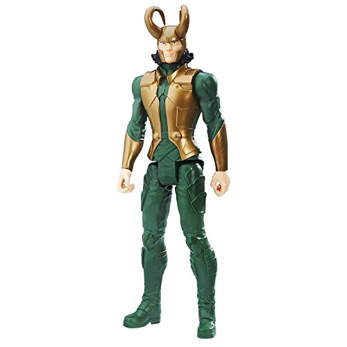 Marvel Titan Hero Series 12-inch Loki Figure