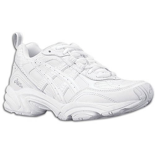 Asics® Mens Gel 130 Trainer Bianco / Bianco