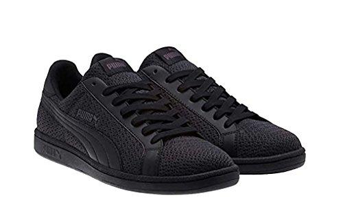 Sneakers In Pelle Con Puma Da Uomo