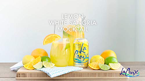LaCroix Sparkling Water, Lemon, Lime, & Grapefruit Variety Pack, 12oz Cans, 24 Pack, Naturally Essenced, 0 Calories, 0 Sweeteners, 0 Sodium by Shasta Beverages, Inc (Pantry) (Image #8)