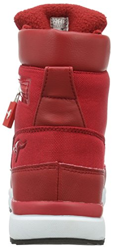 Kangaroos Unisex Adults' Woodhollow Light Hi-Top Sneakers Red (Red 600) prices sale online fashionable for sale buy cheap official discount cost mPUVQ58Nbl
