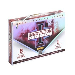 NBA 2012/13 Panini Innovation Trading Cards by Panini