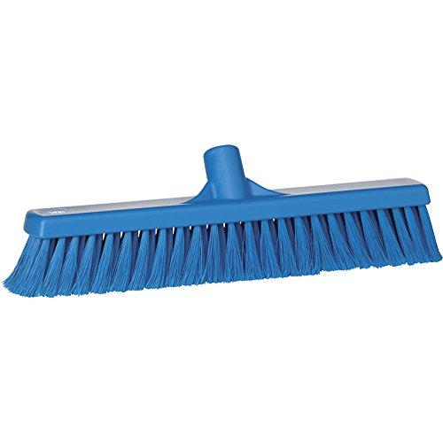 Vikan 31783 Fine Sweep Floor Broom Head, Polypropylene Block, 16-1/2
