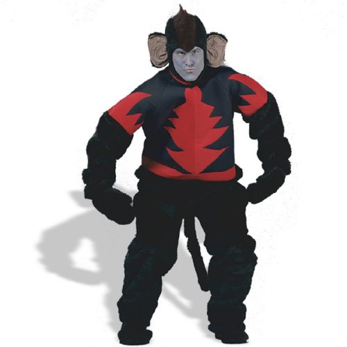 [Peter Alan 6493AD Adult Flying Monkey Costume - One Size] (Flying Monkey Costumes Adult)