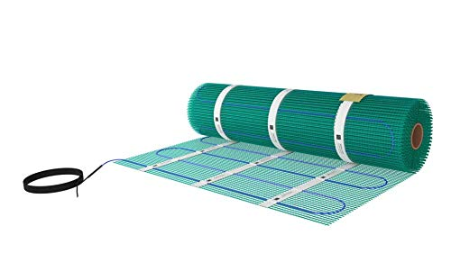 Warmly Yours TRT120-1.5x21 TempZone Electric Floor Heating Roll, 31.5 sq. ft