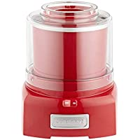 Cuisinart ICE-21RA Ice Cream Maker, Red