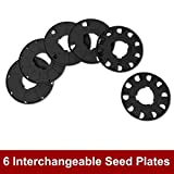 Chapin 8701B Garden Push seeder With 6 Seed Plates