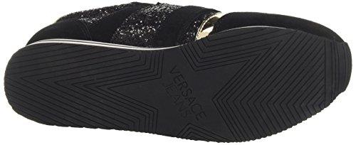 Versace Jeans Ee0vrbsa2_e70026, Sneaker Donna nero