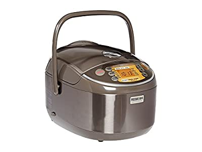 Zojirushi Induction Heating Pressure Cooker (Uncooked) and Warmer by Zojirushi