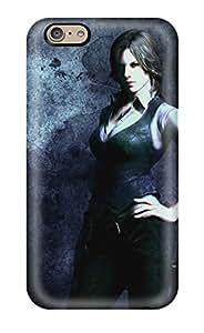 Hot Fashion SvlJTfi6776PbObi Design Case Cover For Iphone 6 Protective Case (resident Evil)
