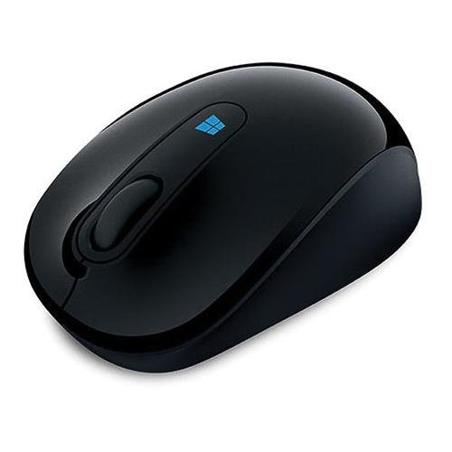 Microsoft Sculpt Mobile Mouse - Black (43U-00001)