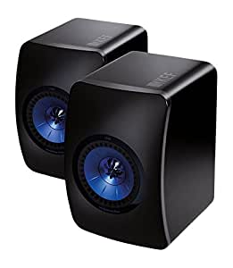 Amazon.com: KEF LS50 Mini Monitor - Frosted Black (Pair
