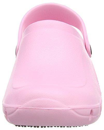 Toffeln Eziklog Unisex-Erwachsene Sicherheitsschuhe, Pink, 37 EU / 4 UK