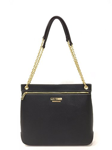 MYTWIN BY TWINSET BORSA DONNA A TRACOLLA NERA VS7755