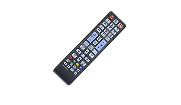 DEHA TV Remote Control for Samsung UE46B7090WP Television